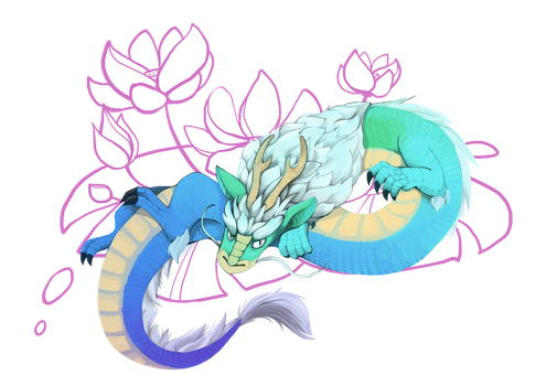 Chinese Zodiac - Dragon by Zennore