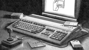 A500 Black and White by JagdTigerGER