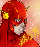 Flash by Die1991