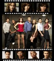 One Tree Hill Filmstrip by Mistify24