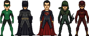 Justice League Movie by dannysmicros