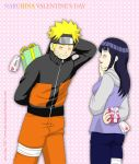 Cute NaruHina Valentine's Day by Pia-sama