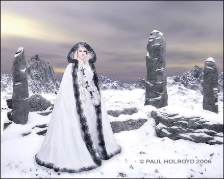 The Realm of the Snow Queen by phphotoimages