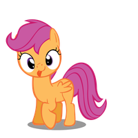 Scootaloo Derping by imjoshdean