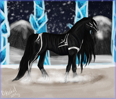 God of winter by ayeaye-captainbyoux