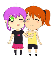 Fwends by xXPeaches777Xx