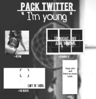 Twitter Pack by HipsterWorld