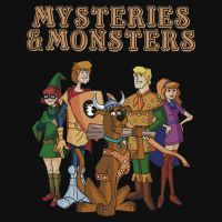 Mysteries and Monsters by StuartRobertson