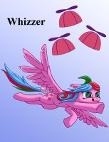 Whizzer Isolated by Starbat