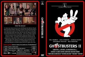 Ghostbusters 2 DVD classic alt by jhroberts