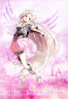 IA Vocaloid3 : - ARIA ON THE PLANETES - by Lil-Luna