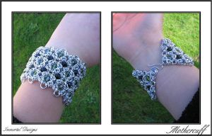 Mothercuff - Worn by immortaldesigns