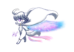 Idea of new OC for MYTHICAL CREATURE Contest ~ by chichicherry123