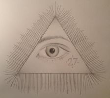 Eye Of Providence by chrisbrown55