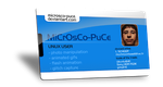 microscopuce IDCard by MiCrOsCo-PuCe