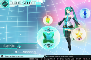 MMD - Project Diva X: Default Miku by Tuni-kun