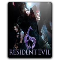 Icon PNG Resident Evil 6 V2 by TheMaverick94