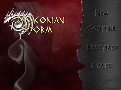 Draconian Storm by Dragoneye181