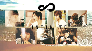 INFINITE edit 10 by Wonderfuday