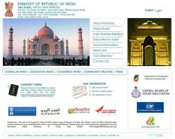 Proposed layout : Indian Embas by MadreMedia