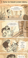 5- How to train your viking by chorchori