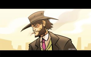 John Marston by hanzthebox