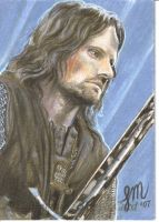 Aragorn Blue by OMangueOTangue