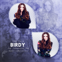 BIRDY PNG Pack #2 by LoveEm08