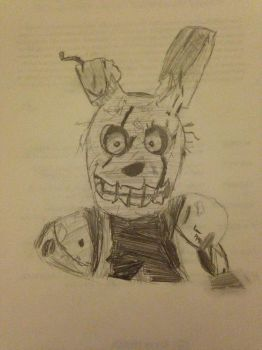 Springtrap by AwolOrange
