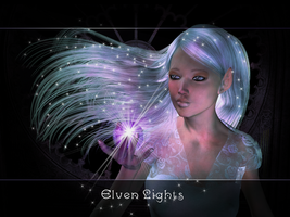 Elven Lights by Raven3071