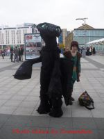 MCM - Toothless and Hiccup by DreamBex