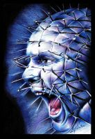 Hellraiser - Pinhead by Lampert