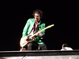 The Rolling Stones, Keith 01 by GaryRoswell007