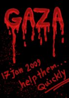 help GAZA quickly by zealousofpeace