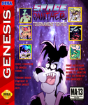 SPACE PANTHER For The Sega Genesis by Chopfe