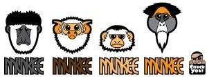 munkee 6 by ChuckDoodles