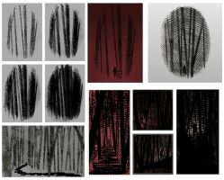 Fingerprint forests by Roman-Stevens