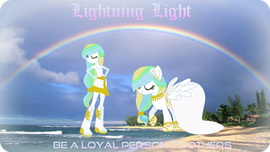 Be a Loyal person to others by NightmareMoonArtist