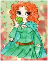 The apple by Danielle-chan