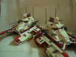 Republic Fighter Tanks by Haotaus