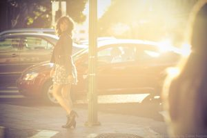 Walking In Sunshine by DallasNagata