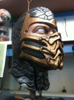 Scorpion Mask by CarnevaleObscura
