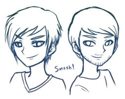 Smosh by Hopemaydie