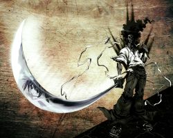 Afro Samurai by neXcoDSGN