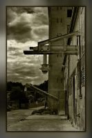Cement Factory HDR 2009 by photoshoptalent