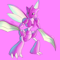 Scyther - Palette Challenge by Rabid-Fangirl212