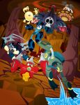 Assault on Wily's Castle by Samolo