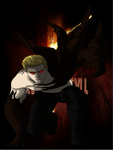 Uroboros Wesker - Finished by The-Bone-Snatcher