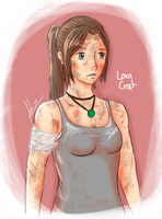 Lara Croft by sexyfairy