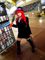 Miss fortune Mafia! in The Game Festival 3 by sumomin